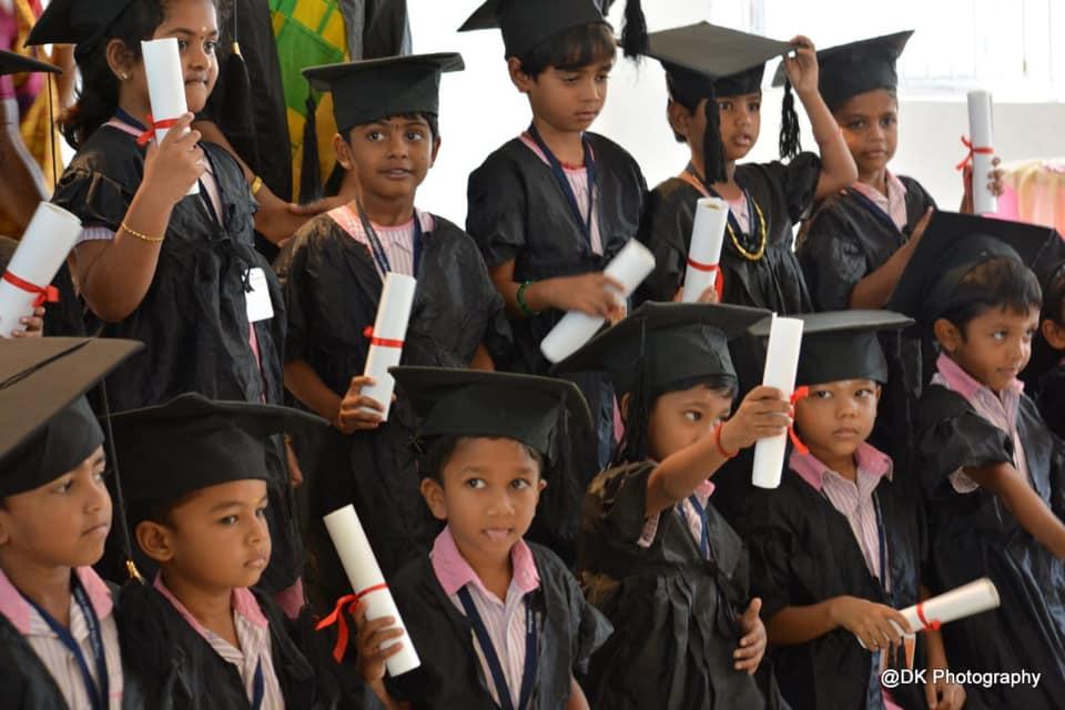 KG Graduation Day – 2019
